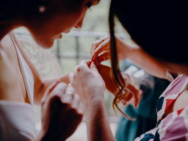 Il matrimonio di Andrea e Eloise a Carmignano, Prato 23