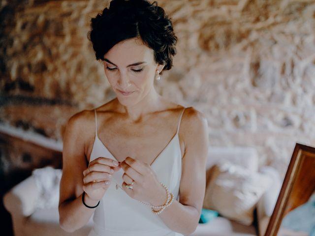 Il matrimonio di Andrea e Eloise a Carmignano, Prato 25