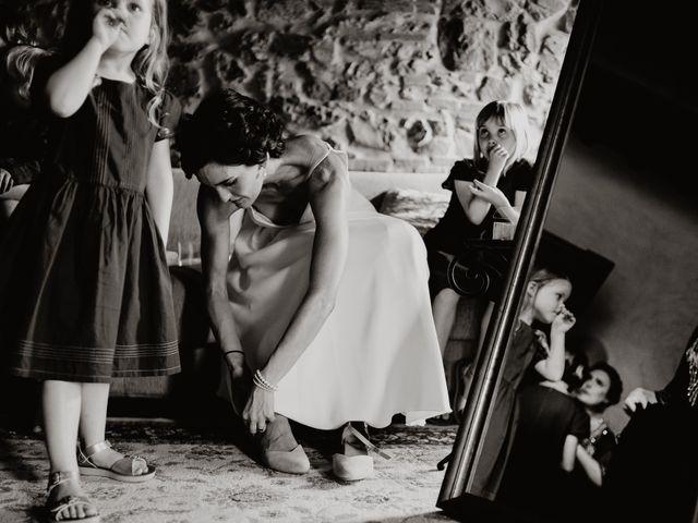 Il matrimonio di Andrea e Eloise a Carmignano, Prato 28