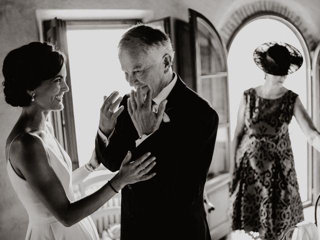 Il matrimonio di Andrea e Eloise a Carmignano, Prato 29