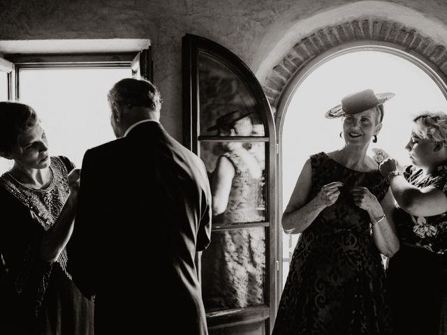 Il matrimonio di Andrea e Eloise a Carmignano, Prato 30