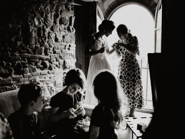 Il matrimonio di Andrea e Eloise a Carmignano, Prato 31