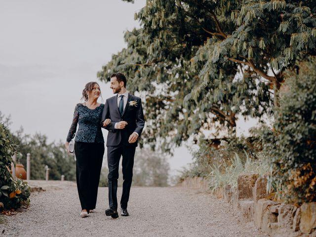 Il matrimonio di Andrea e Eloise a Carmignano, Prato 36