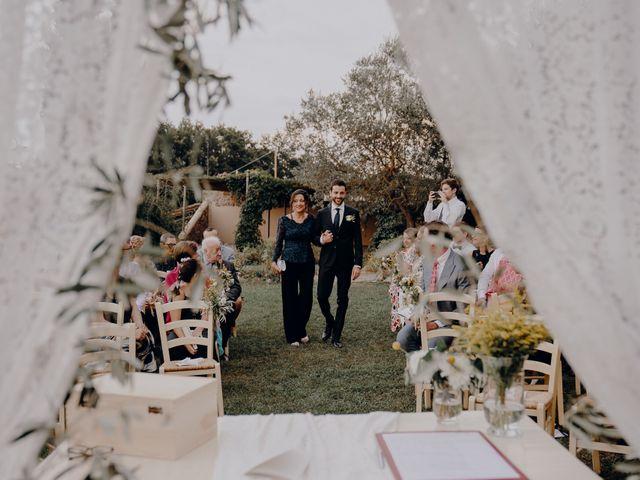 Il matrimonio di Andrea e Eloise a Carmignano, Prato 38