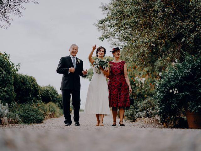 Il matrimonio di Andrea e Eloise a Carmignano, Prato 39