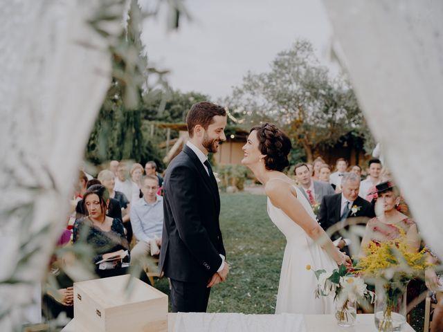Il matrimonio di Andrea e Eloise a Carmignano, Prato 44