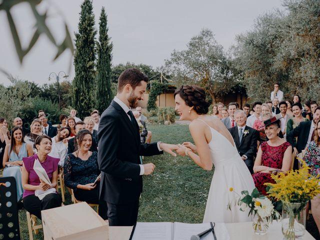 Il matrimonio di Andrea e Eloise a Carmignano, Prato 55