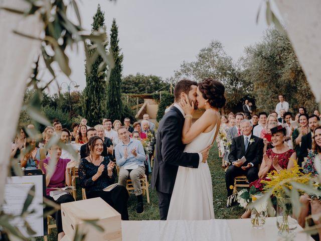 Il matrimonio di Andrea e Eloise a Carmignano, Prato 58