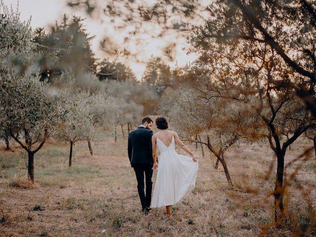 Il matrimonio di Andrea e Eloise a Carmignano, Prato 64