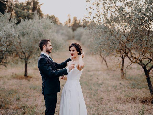 Il matrimonio di Andrea e Eloise a Carmignano, Prato 65