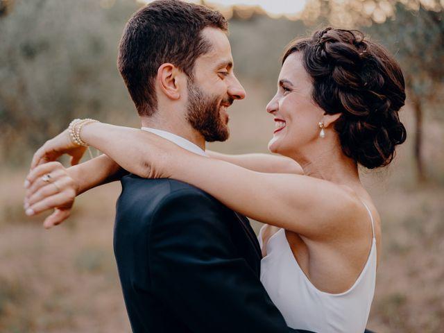 Il matrimonio di Andrea e Eloise a Carmignano, Prato 66