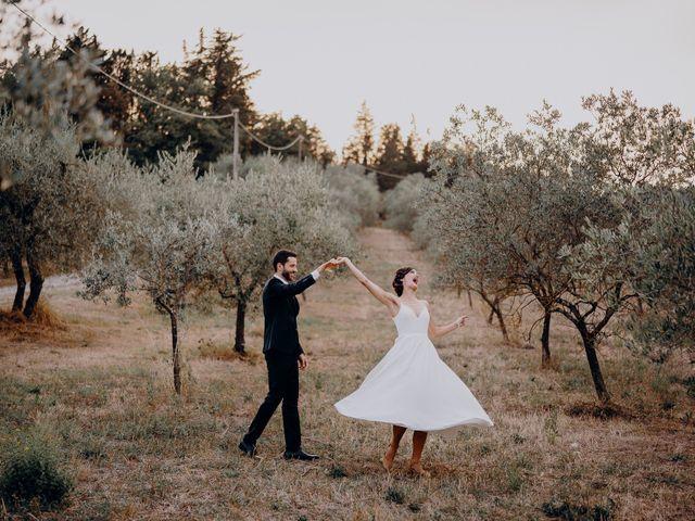Il matrimonio di Andrea e Eloise a Carmignano, Prato 68