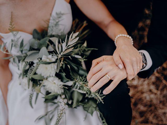 Il matrimonio di Andrea e Eloise a Carmignano, Prato 2