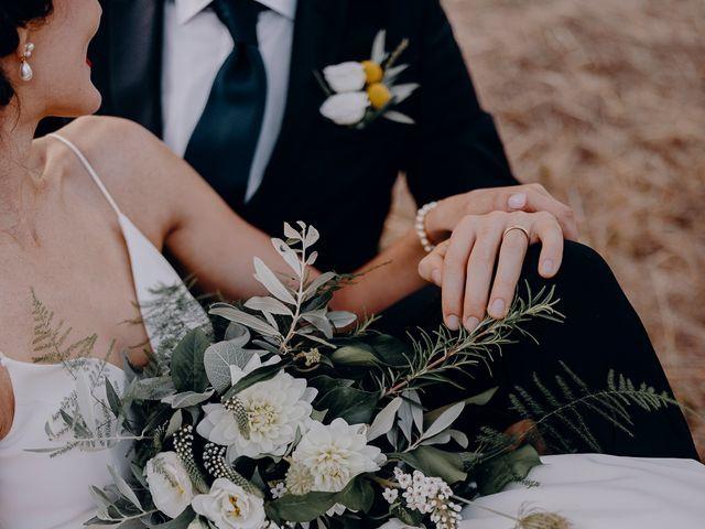 Il matrimonio di Andrea e Eloise a Carmignano, Prato 70