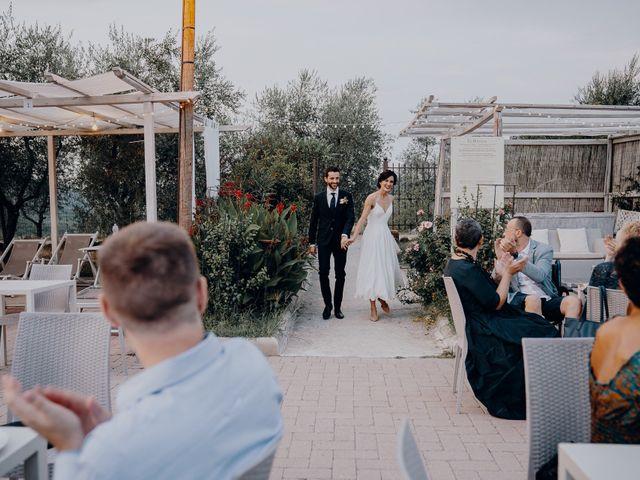 Il matrimonio di Andrea e Eloise a Carmignano, Prato 71