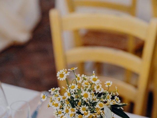 Il matrimonio di Andrea e Eloise a Carmignano, Prato 76
