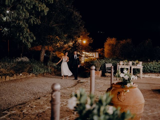 Il matrimonio di Andrea e Eloise a Carmignano, Prato 77