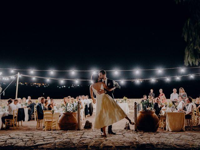 Il matrimonio di Andrea e Eloise a Carmignano, Prato 78