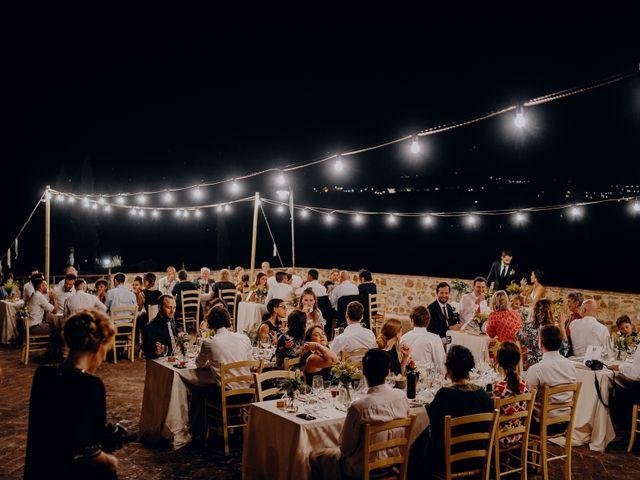 Il matrimonio di Andrea e Eloise a Carmignano, Prato 79