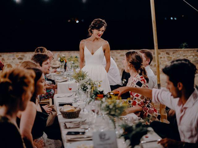 Il matrimonio di Andrea e Eloise a Carmignano, Prato 80