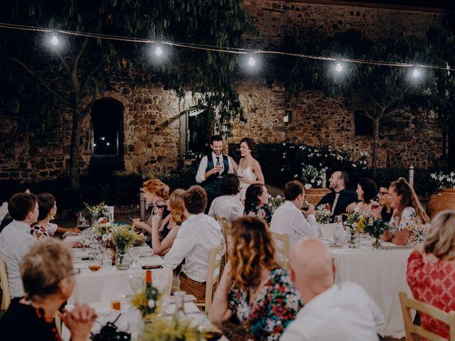 Il matrimonio di Andrea e Eloise a Carmignano, Prato 81