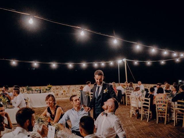 Il matrimonio di Andrea e Eloise a Carmignano, Prato 82