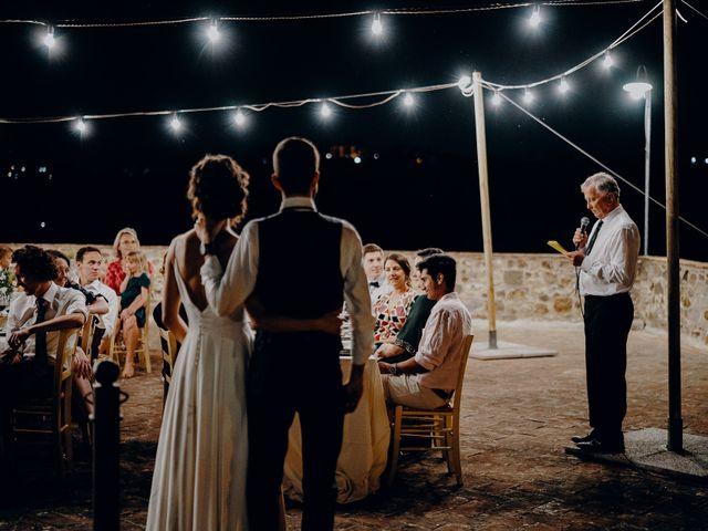 Il matrimonio di Andrea e Eloise a Carmignano, Prato 83