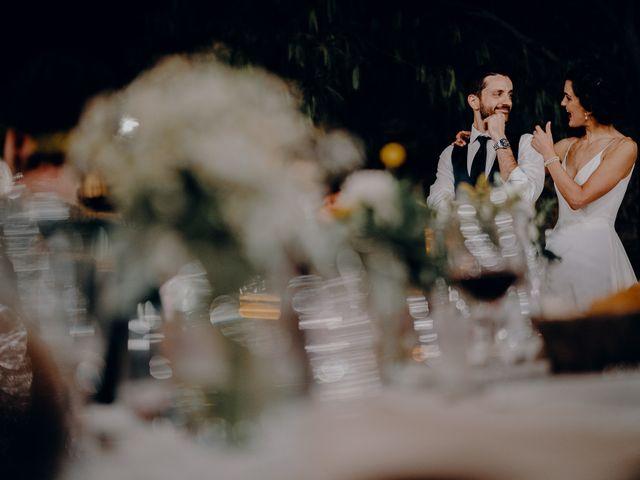 Il matrimonio di Andrea e Eloise a Carmignano, Prato 84