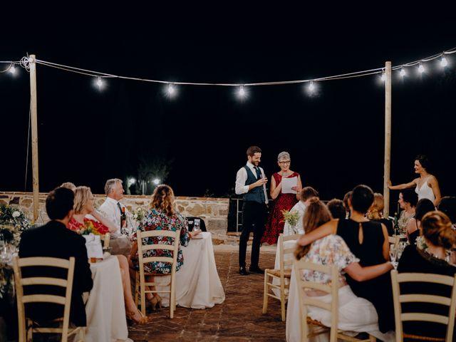 Il matrimonio di Andrea e Eloise a Carmignano, Prato 85