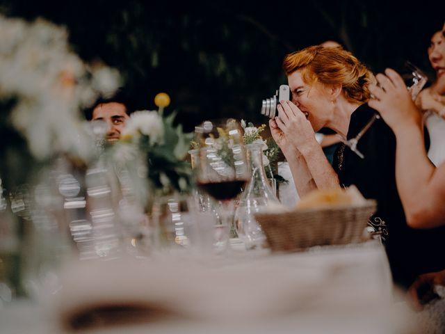 Il matrimonio di Andrea e Eloise a Carmignano, Prato 86