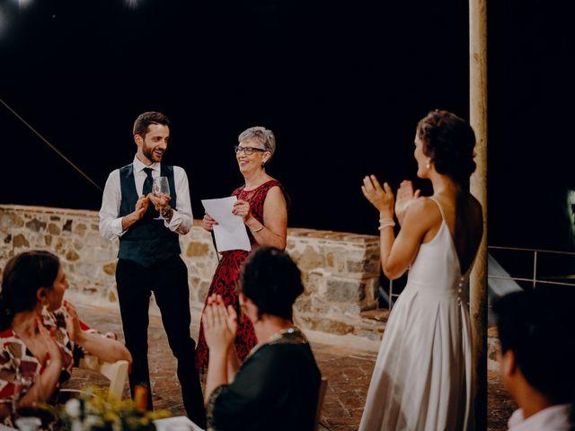 Il matrimonio di Andrea e Eloise a Carmignano, Prato 87