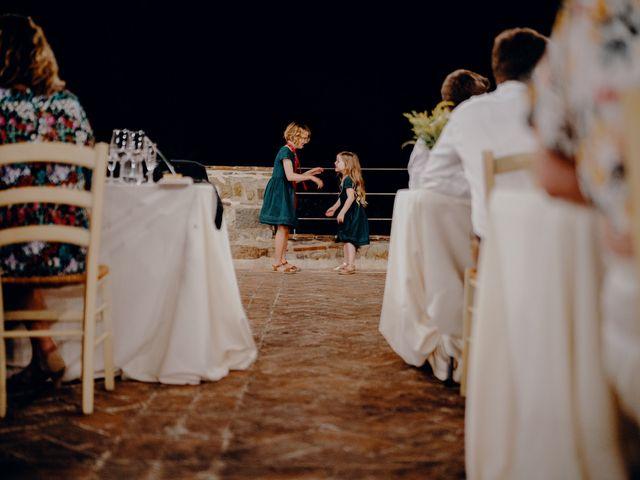 Il matrimonio di Andrea e Eloise a Carmignano, Prato 90