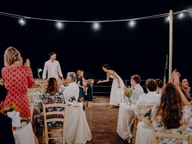 Il matrimonio di Andrea e Eloise a Carmignano, Prato 91