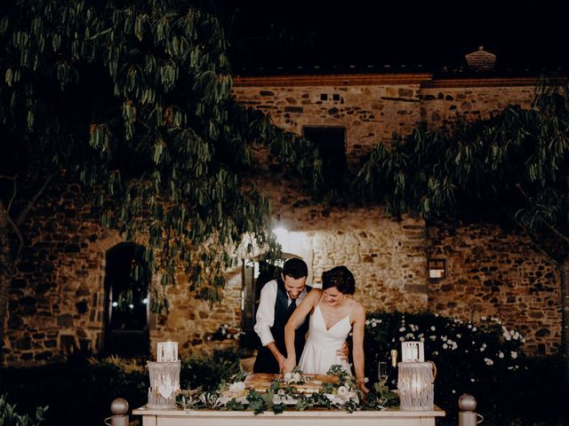 Il matrimonio di Andrea e Eloise a Carmignano, Prato 96