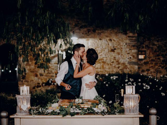 Il matrimonio di Andrea e Eloise a Carmignano, Prato 98