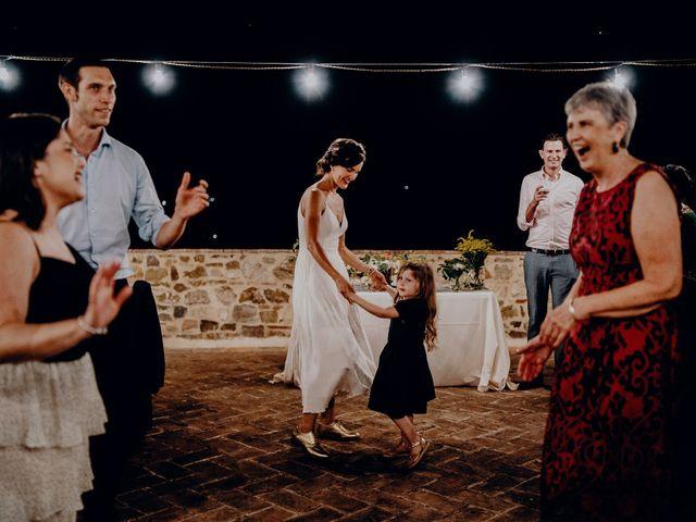 Il matrimonio di Andrea e Eloise a Carmignano, Prato 99