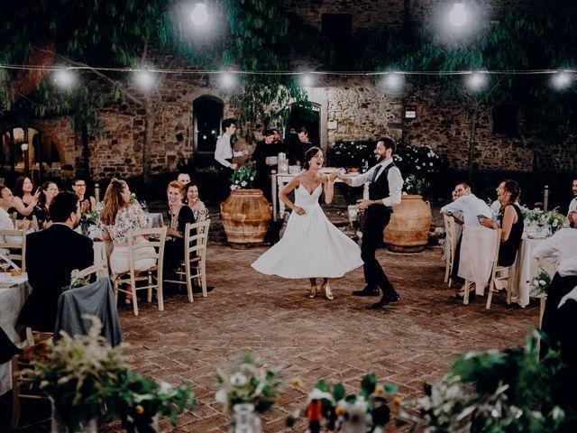 Il matrimonio di Andrea e Eloise a Carmignano, Prato 100