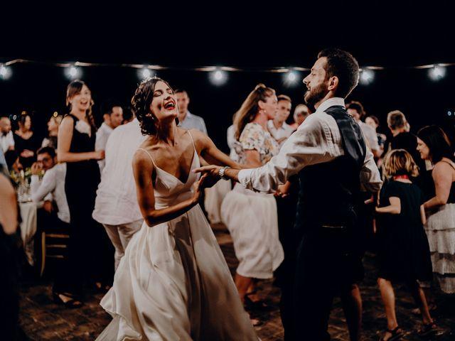 Il matrimonio di Andrea e Eloise a Carmignano, Prato 101