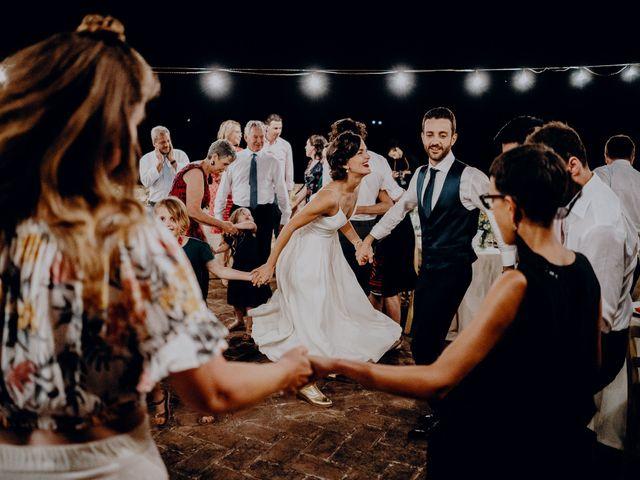 Il matrimonio di Andrea e Eloise a Carmignano, Prato 102