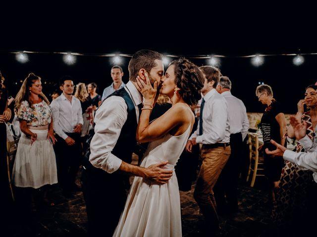 Il matrimonio di Andrea e Eloise a Carmignano, Prato 104