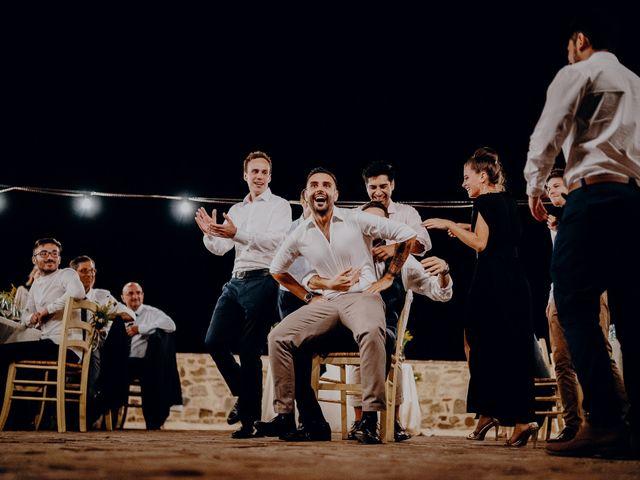 Il matrimonio di Andrea e Eloise a Carmignano, Prato 108