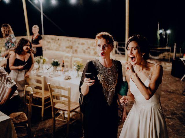 Il matrimonio di Andrea e Eloise a Carmignano, Prato 109