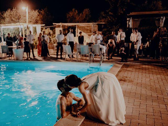 Il matrimonio di Andrea e Eloise a Carmignano, Prato 112