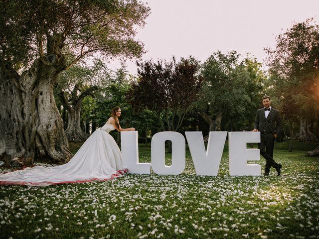 Le nozze di Evelyn e Ronny