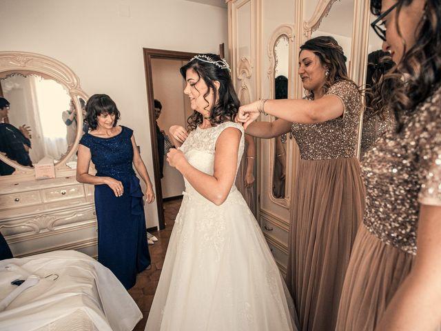 Il matrimonio di Luca e Elena a Cavarzere, Venezia 11