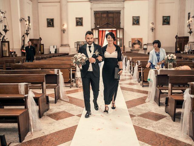 Il matrimonio di Luca e Elena a Cavarzere, Venezia 17