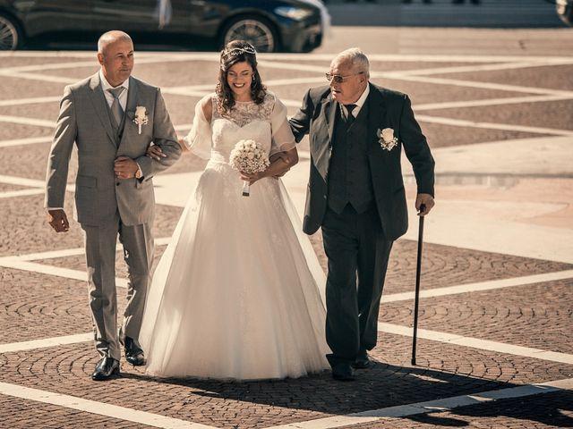 Il matrimonio di Luca e Elena a Cavarzere, Venezia 18