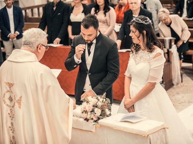 Il matrimonio di Luca e Elena a Cavarzere, Venezia 25