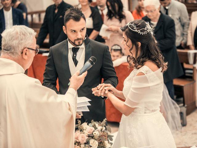 Il matrimonio di Luca e Elena a Cavarzere, Venezia 26