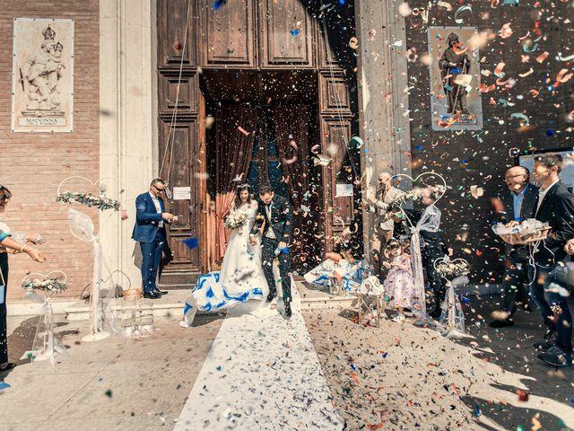 Il matrimonio di Luca e Elena a Cavarzere, Venezia 32